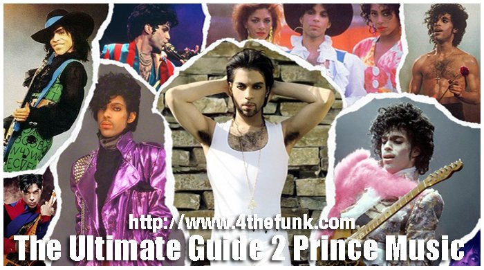 Ultimate Guide 2 Prince Music